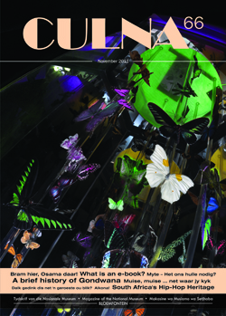 Culna - Magazine of the National Museum, Bloemfontein, South Africa
